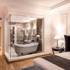 Отель Xheko Imperial Hotel Албания, Тирана - отзывы, цены и фото номеров - забронировать отель Xheko Imperial Hotel онлайн ванная