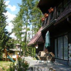 Отель Villa Słonecznego Wzgórza Закопане детские мероприятия