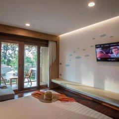 Отель Tup Kaek Sunset Beach Resort 3* Номер Делюкс с различными типами кроватей фото 5