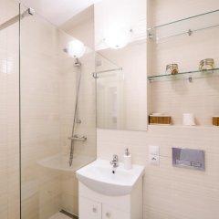 Отель Central Suites&Studios ванная