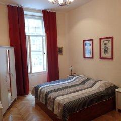 Отель EPIFANIE - apartments Чехия, Прага - отзывы, цены и фото номеров - забронировать отель EPIFANIE - apartments онлайн комната для гостей фото 3