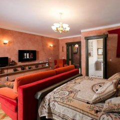 Шале-Отель Таежные Дачи комната для гостей фото 2