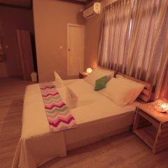 Отель Amvoj Maldives Thulusdhoo 4* Стандартный номер фото 5
