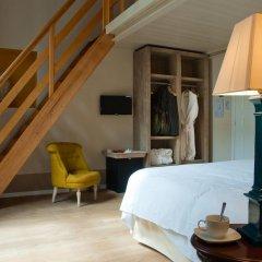 Отель Black 5 Florence 4* Стандартный номер с двуспальной кроватью фото 15