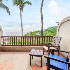 Отель Novotel Phuket Resort 4* Улучшенный номер с двуспальной кроватью фото 13