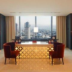 Отель Amman Rotana Иордания, Амман - 1 отзыв об отеле, цены и фото номеров - забронировать отель Amman Rotana онлайн в номере