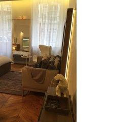 Отель Cirque Deluxe Studio Apartment Франция, Париж - отзывы, цены и фото номеров - забронировать отель Cirque Deluxe Studio Apartment онлайн комната для гостей фото 2