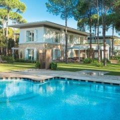 Отель Cornelia Diamond Golf Resort & SPA - All Inclusive 5* Вилла Azure с различными типами кроватей фото 12