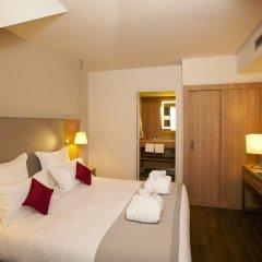 Отель Residhome Roissy-Park 4* Студия с различными типами кроватей фото 5