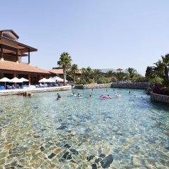 Club Grand Aqua Турция, Сиде - отзывы, цены и фото номеров - забронировать отель Club Grand Aqua - All Inclusive онлайн приотельная территория фото 2