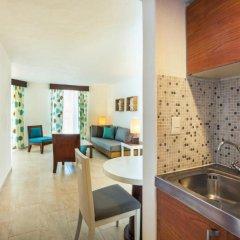 Отель Grand Paradise Playa Dorada - All Inclusive 3* Люкс с различными типами кроватей фото 9