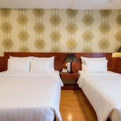 Hong Vy 1 Hotel 3* Стандартный номер с различными типами кроватей фото 4