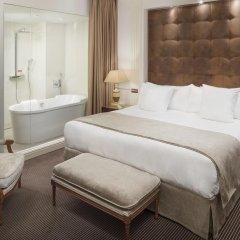 Отель Gran Melia Fenix - The Leading Hotels of the World 5* Люкс Премиум с различными типами кроватей фото 2