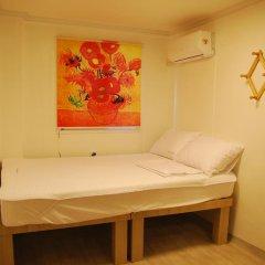 Star Hostel Myeongdong Ing Стандартный номер с различными типами кроватей фото 13