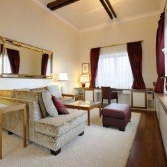 Kastens Hotel Luisenhof 5* Люкс с различными типами кроватей фото 9