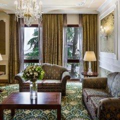 Baglioni Hotel Carlton 5* Люкс Делюкс с двуспальной кроватью фото 12