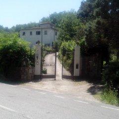 Отель Villa Le Balze Реггелло парковка