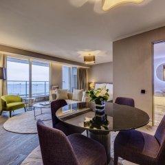 Radisson Blu Hotel Istanbul Ottomare 5* Стандартный номер с различными типами кроватей фото 4