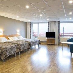 Pirita Marina Hotel & Spa 3* Стандартный семейный номер с двуспальной кроватью фото 8