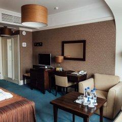 Гостиница Чайка 4* Студия с разными типами кроватей