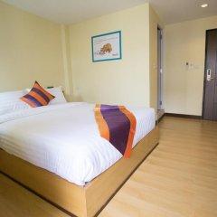 Апартаменты Studio Central Pattaya By Icheck Inn Паттайя комната для гостей фото 5