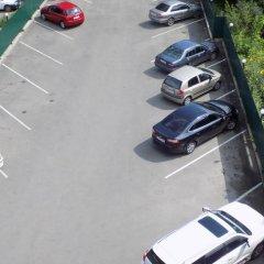 Гостиница ИГМАН парковка