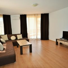 Отель Millennium ApartHotel Болгария, Свети Влас - отзывы, цены и фото номеров - забронировать отель Millennium ApartHotel онлайн комната для гостей фото 2