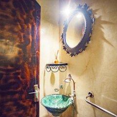 Отель La petite kasbah Марокко, Загора - отзывы, цены и фото номеров - забронировать отель La petite kasbah онлайн ванная фото 2