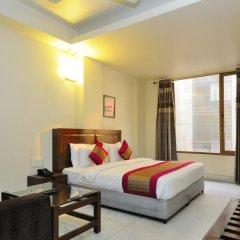 Отель Shanti Villa 3* Представительский номер с различными типами кроватей фото 17
