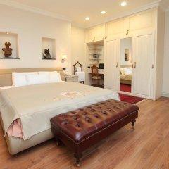 Отель Lir Residence Suites 3* Номер Комфорт с двуспальной кроватью фото 2