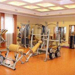 Гостиница Атлантида Спа фитнесс-зал фото 3