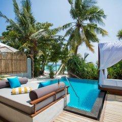 Отель Furaveri Island Resort & Spa 5* Вилла Garden с различными типами кроватей фото 8