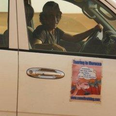 Отель Camel Trekking Company Марокко, Мерзуга - отзывы, цены и фото номеров - забронировать отель Camel Trekking Company онлайн парковка