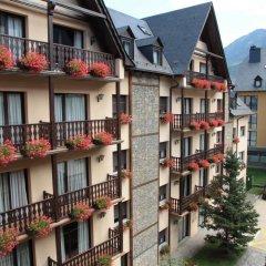 Отель Suite Aparthotel El Refugio de Aran Vielha