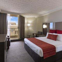 Отель Novotel Surfers Paradise 4* Номер категории Премиум с различными типами кроватей фото 4