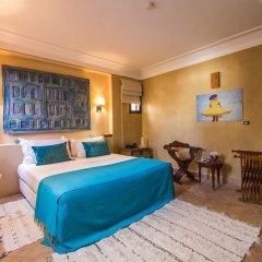 Отель Riad Anata 5* Улучшенный номер разные типы кроватей фото 4
