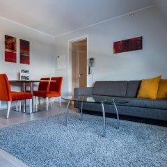 Enter City Hotel 3* Улучшенные апартаменты с различными типами кроватей фото 10