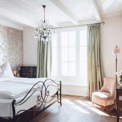 Отель Castel Fragsburg Меран комната для гостей фото 3