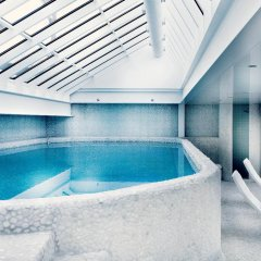 Hotel Mont-Blanc бассейн