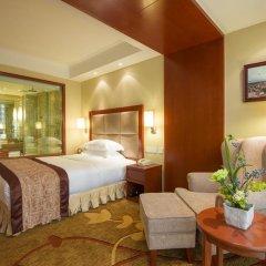 AVIC Hotel Beijing 4* Стандартный номер с различными типами кроватей