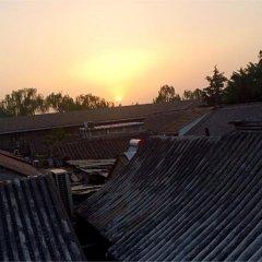 Отель Beichangjie quadrangle dwellings Китай, Пекин - отзывы, цены и фото номеров - забронировать отель Beichangjie quadrangle dwellings онлайн балкон