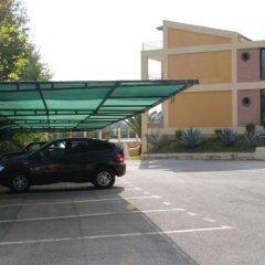 Hotel Alkionis парковка