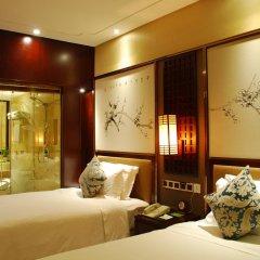 Guangdong Hotel 3* Номер Делюкс с 2 отдельными кроватями фото 13