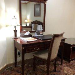 Inn & Go Kuwait Plaza Hotel 4* Стандартный номер с различными типами кроватей фото 4