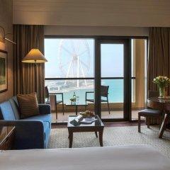 Отель Amwaj Rotana, Jumeirah Beach - Dubai 5* Стандартный номер с различными типами кроватей фото 3