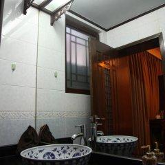 Palace Hotel Forbidden City 3* Улучшенный номер с различными типами кроватей фото 4