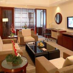 Oriental Garden Hotel 4* Улучшенный люкс с различными типами кроватей фото 2
