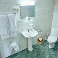 Гостиница Никотель ванная