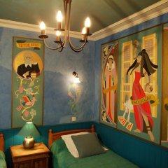 Hotel de Nesle Стандартный номер с 2 отдельными кроватями (общая ванная комната) фото 5