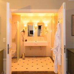 Отель Stanhope Hotel Бельгия, Брюссель - отзывы, цены и фото номеров - забронировать отель Stanhope Hotel онлайн ванная фото 2